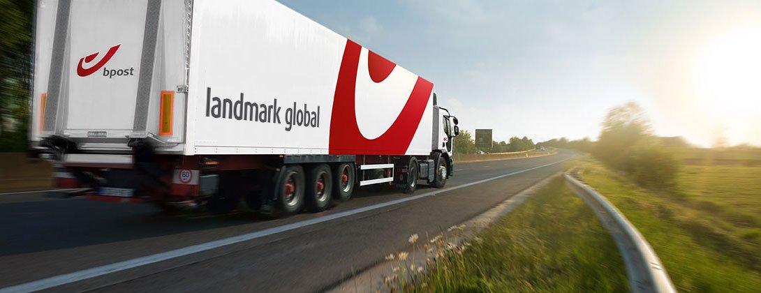 Landmark Global Courier Delivery